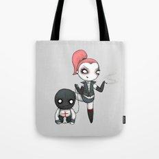 Bad Plushie Tote Bag