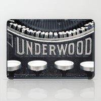 Underwood iPad Case
