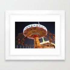 swings. Framed Art Print
