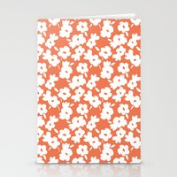 Spring Flower Stationery Cards