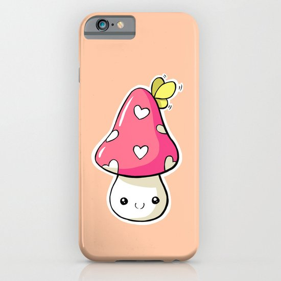 Mushroom iPhone & iPod Case