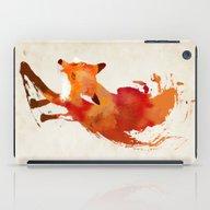 iPad Case featuring Vulpes Vulpes by Robert Farkas