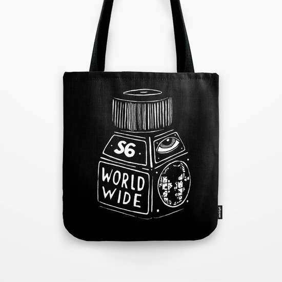 S6 WORLD WIDE!!!! Tote Bag