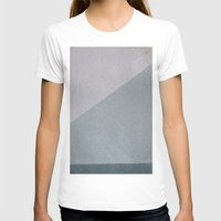 Gucko Womens Fitted Tee White SMALL