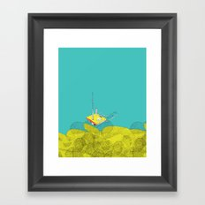 building3023 Framed Art Print