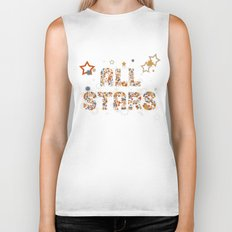 All Stars Biker Tank
