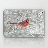 Winter Charmer Laptop & iPad Skin