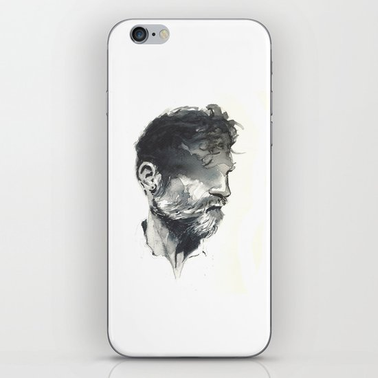 the other (Var I) iPhone & iPod Skin