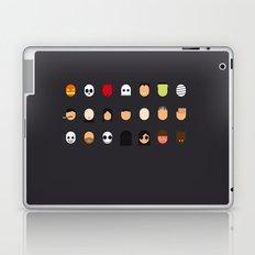 Famous Capsules - Halloween Serie Laptop & iPad Skin