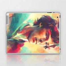 A Study in Neon Laptop & iPad Skin