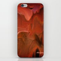 VALLEY OF TRUTH....ABSTRACT iPhone & iPod Skin