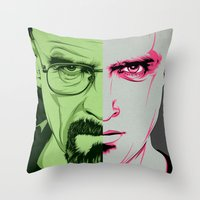 B.B. Throw Pillow