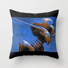 XA-82 Throw Pillow