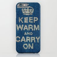 Winter Lovers II iPhone 6 Slim Case