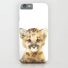 Little Mountain Lion iPhone 6 Slim Case
