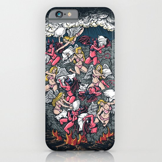 good vs evil  iPhone & iPod Case