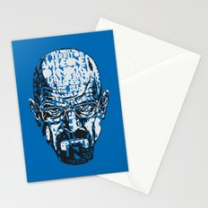 Heisenberg Quotes Stationery Cards
