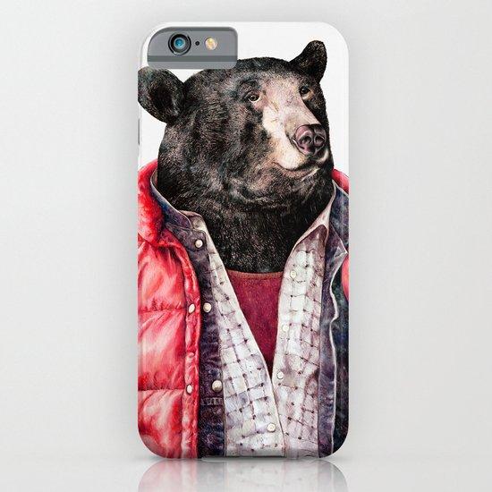 Black Bear iPhone & iPod Case
