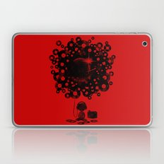 In My Own World Laptop & iPad Skin