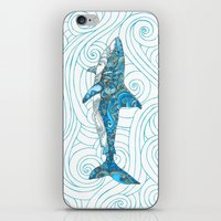Shark iPhone & iPod Skin