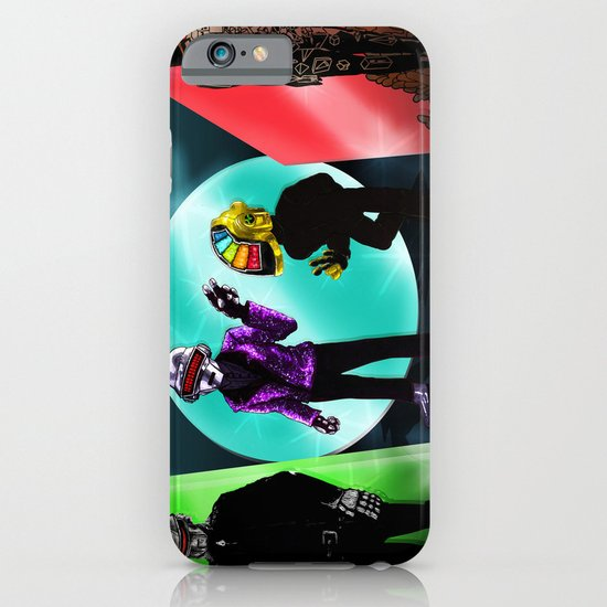 """Random Access Memories"" [Chroma Version] by the CoS Art Dept iPhone & iPod Case"
