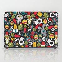 Ugly Christmas. iPad Case