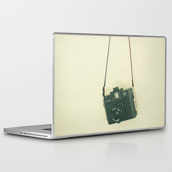 A Dear Friend Laptop & iPad Skin
