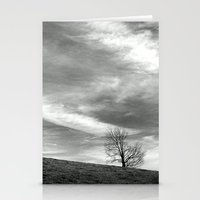 Standing Alone Stationery Cards