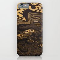 iPhone & iPod Case featuring It Runs Deep by Jennifer Leigh Whitfield