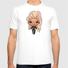 RuPaul - Season 6 White Mens Fitted Tee SMALL