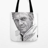 Steve Tote Bag