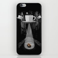 Mr. Coffee Bean iPhone & iPod Skin