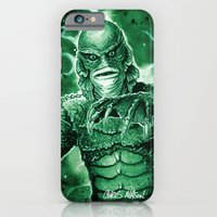 Creature from the Black Lagoon iPhone 6 Slim Case