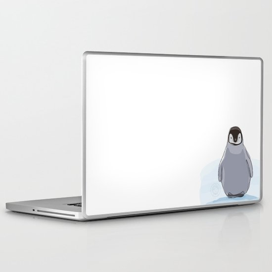 Emperor Penguin Laptop & iPad Skin