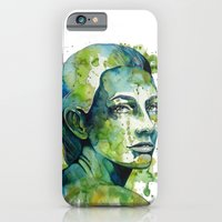 Paulina by carographic iPhone 6 Slim Case