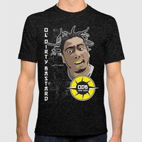 Russell 'ODB' Jones Mens Fitted Tee Tri-Black SMALL