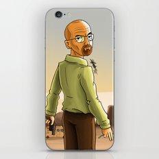 Breaking Bad: Walter's Adversaries  iPhone & iPod Skin