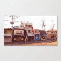 霞ヶ関 Canvas Print