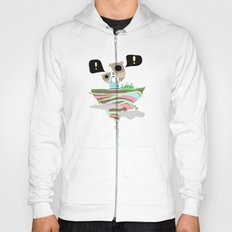 Dreaming for an adventure. Hoody