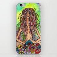 Lorena iPhone & iPod Skin