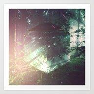 Fractions 03 Art Print