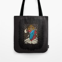 Caligula's Horse Tote Bag