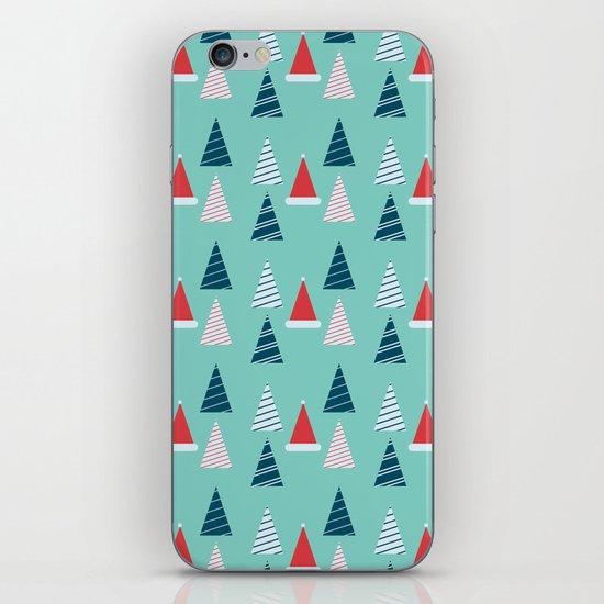 Christmas Wonderland iPhone & iPod Skin