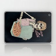 Laptop & iPad Skin featuring Even In Death by Iheartjlp.com