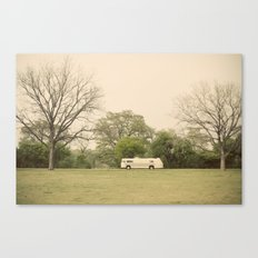 lost in the trees::austin Canvas Print
