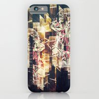 iPhone Cases featuring Metro kids by HappyMelvin