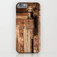 LOST PLACES - dusty rusty hinge iPhone 6 Slim Case