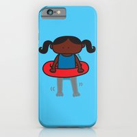 iPhone & iPod Case featuring Pool XL by oekie