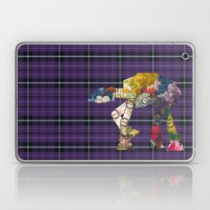 Plaid And Floral ATAT Laptop & iPad Skin