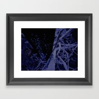 Modern Nature Framed Art Print